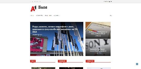 A1 Blog